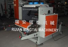 MTH-1800 series roll to roll mini press printing machine