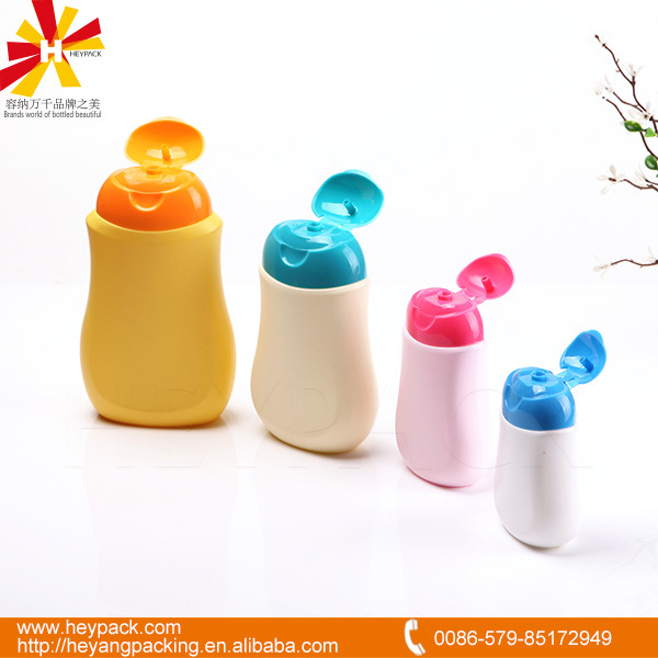 80ml 100ml 200ml 300ml body wash bottles