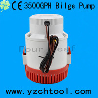 High quality CE CH8028 Small Size Mini Marine 12V Submersible Boat Bilge Water Pump Low Noise