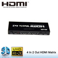 4 in 2 out HDMI matrix