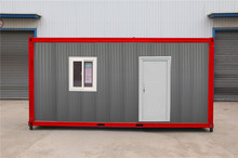 designed steel kits container real estate and container house manufacture