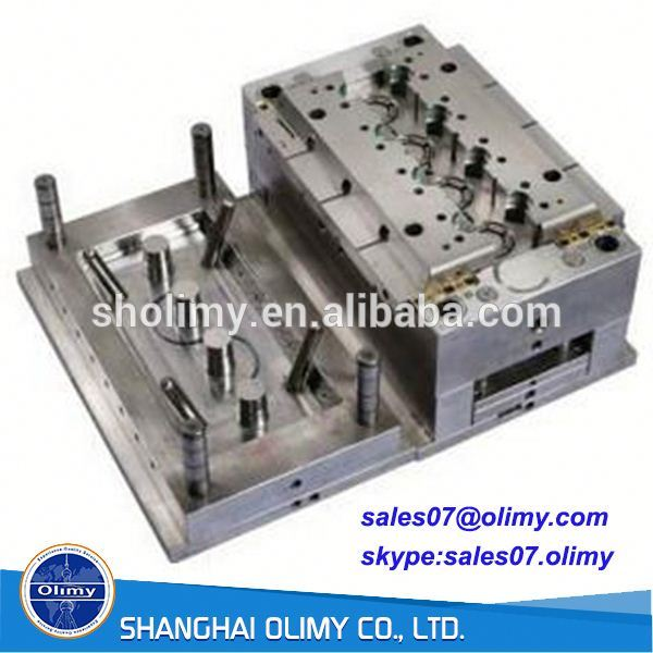 China making multi-cavity plastic injection moulding for stationery parts