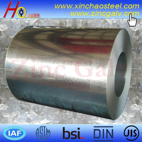 dx51d z100 galvanized steel coil price of zinc sheets