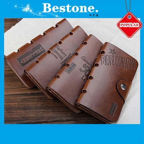 European Style Retro Gift Men Purse Wallet
