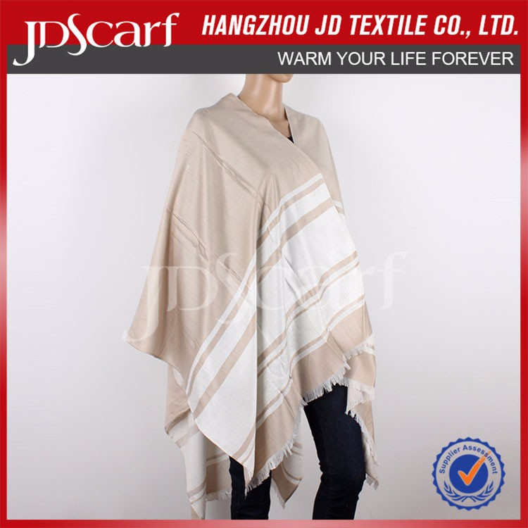 Fashion Style Winter top quality pashmina poncho