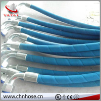Industry Rubber high pressure jet washer hoses