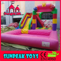 WL-1850 Sunpeak Hot Sell Children Inflatable Objects