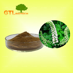 Factory Supply Black Cohosh Root Extract Powder 2.5%~8%