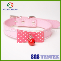 custom fashionable high quality leather paracord guinness dog collar with your own design bulk buy from China