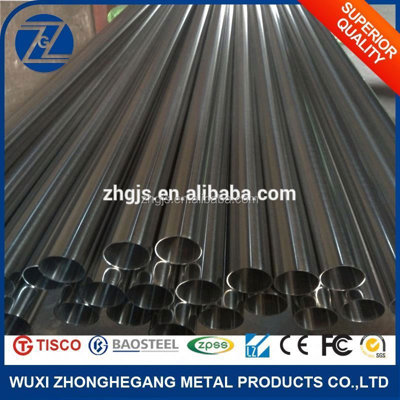 1 Inch Stainless Steel Seamless Pipe Tisco