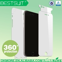 Alibaba express diamond shining full body screen protector for iphone 6