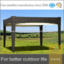 Synthetic outdoor large size beach canopy gardeners eden furniture