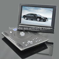 9 inch mobile VCD EVD DVD game machine mini mini TV Car player