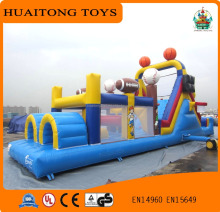 giant used kids outdoor playground equipment entertainment equipment inflatable fun city