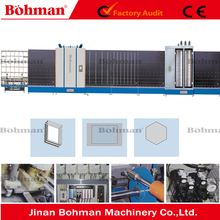 Automatic Insulating Glass Produce Line / Double Glass Window Making Machine