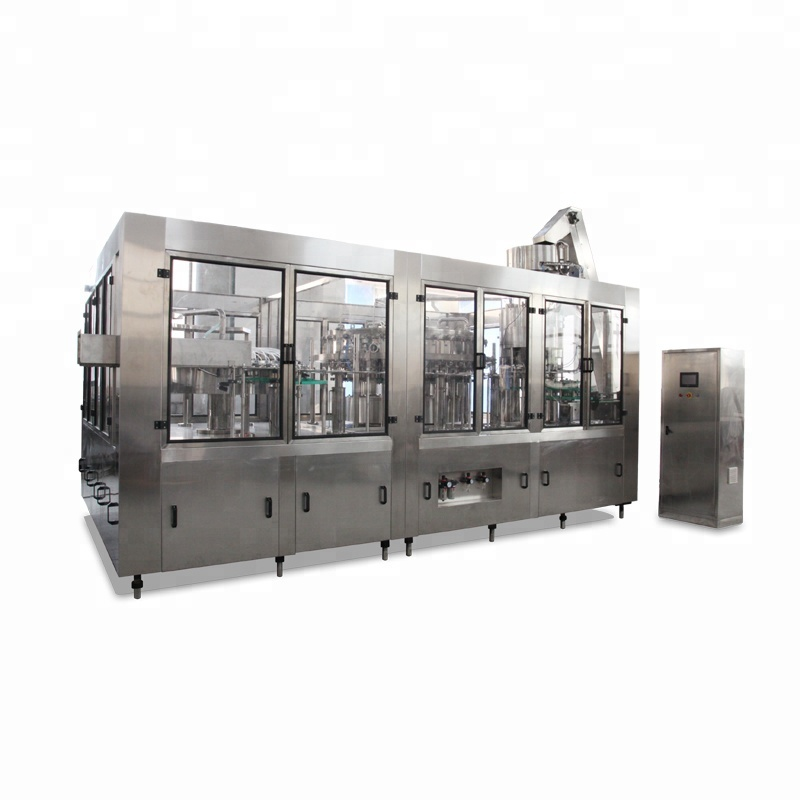 High quality carbonated beverage processing industry for sale