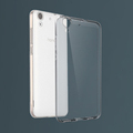 Transparent mobile phone case cover for huawei honor 5a