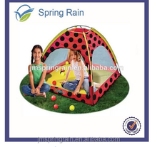 Children game play tent