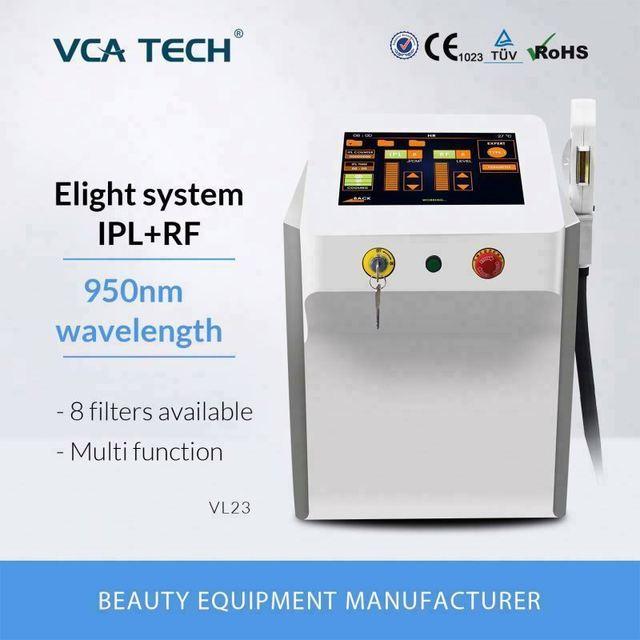VSHR multifunction hair removal ipl equipment sale