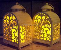 Wholesale New Design Home and Wedding Decorative Hurricane Lanterns
