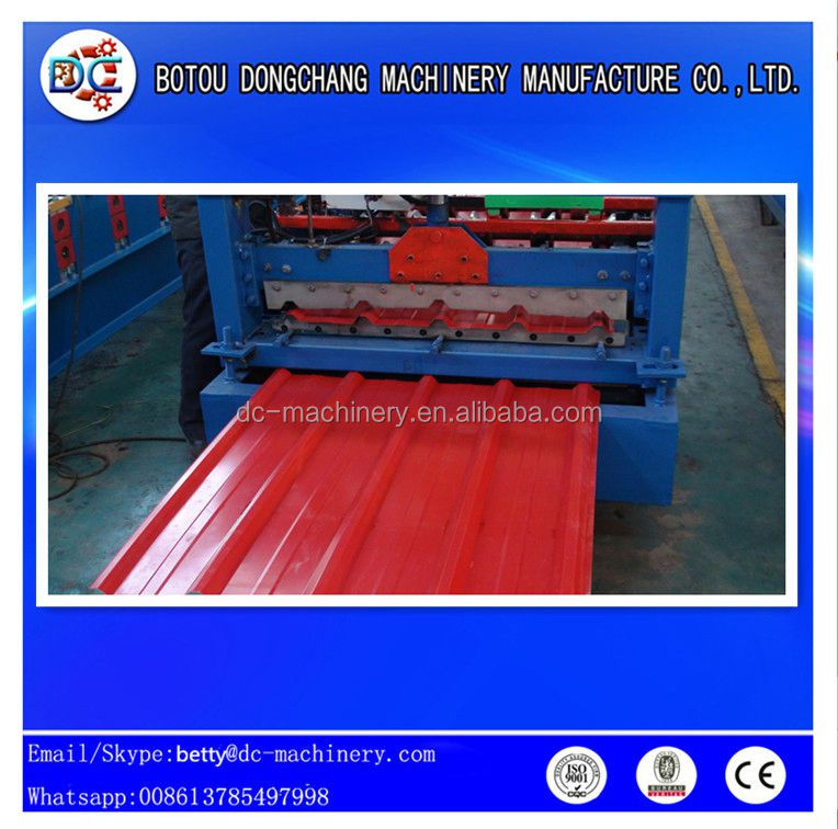 Hot Sale Best Price Steel Plate ,Roofing Sheet Type Corrugated Metal Roofing Machine