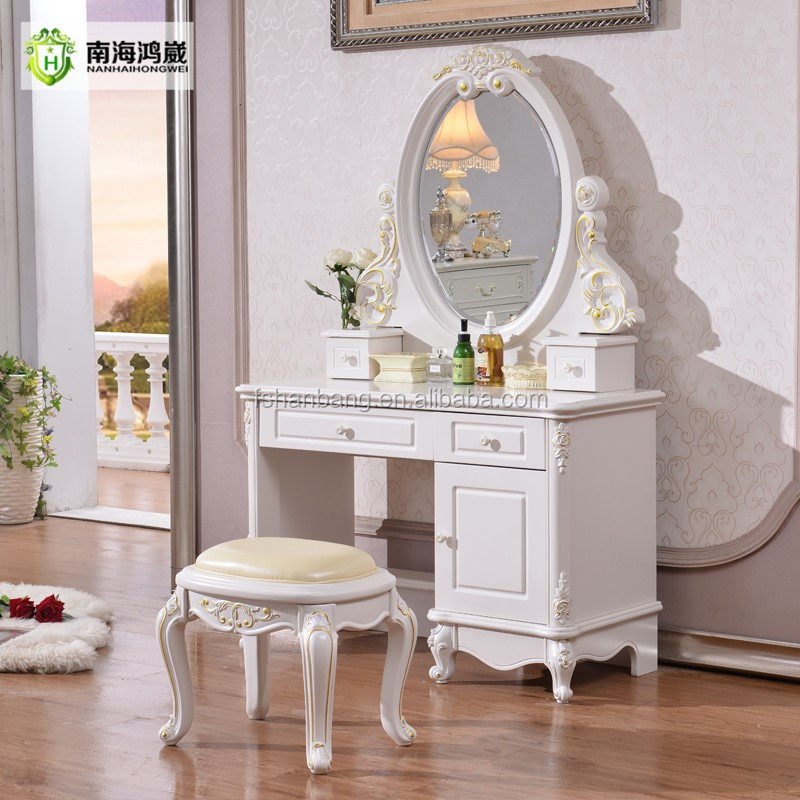 wholesale white french provincial 5 drawer wooden chest of