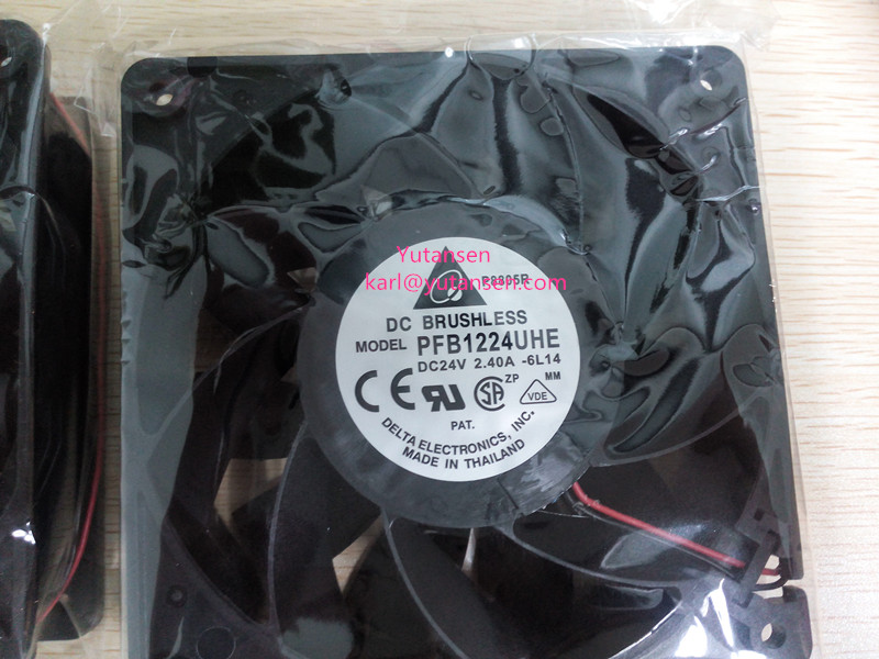 (Original New) GFC0412DS-DV17 GFC0412DS Delta 12V 40x40x56mm 18W 2/3/4 wires Cooling fan supplier
