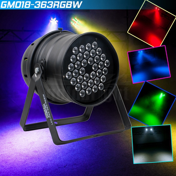 54*3w rgbw led stage lighting wireless wash lights led backlight stage lighting