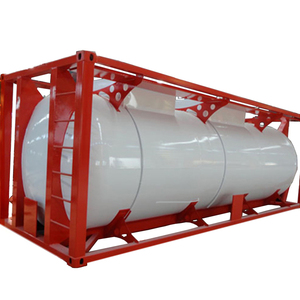 Manufacturers provide ISO tank container