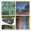 High quality ripstop Shooting Hide Army Hunting Camping camouflage shadow net filet camouflage