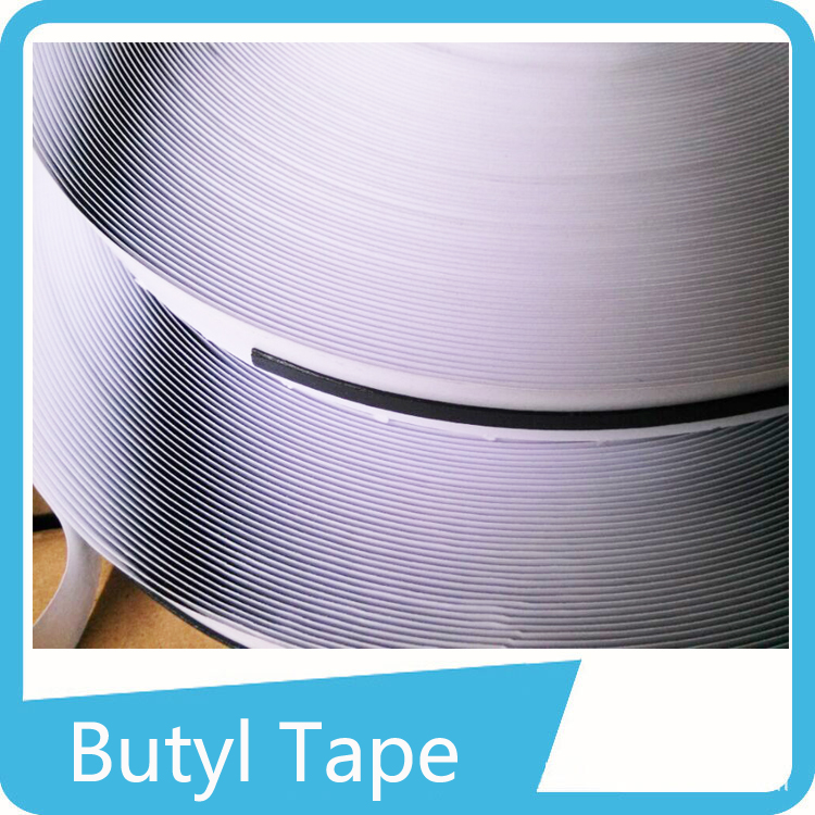 double sided butyl rubber tape for Metal Roof