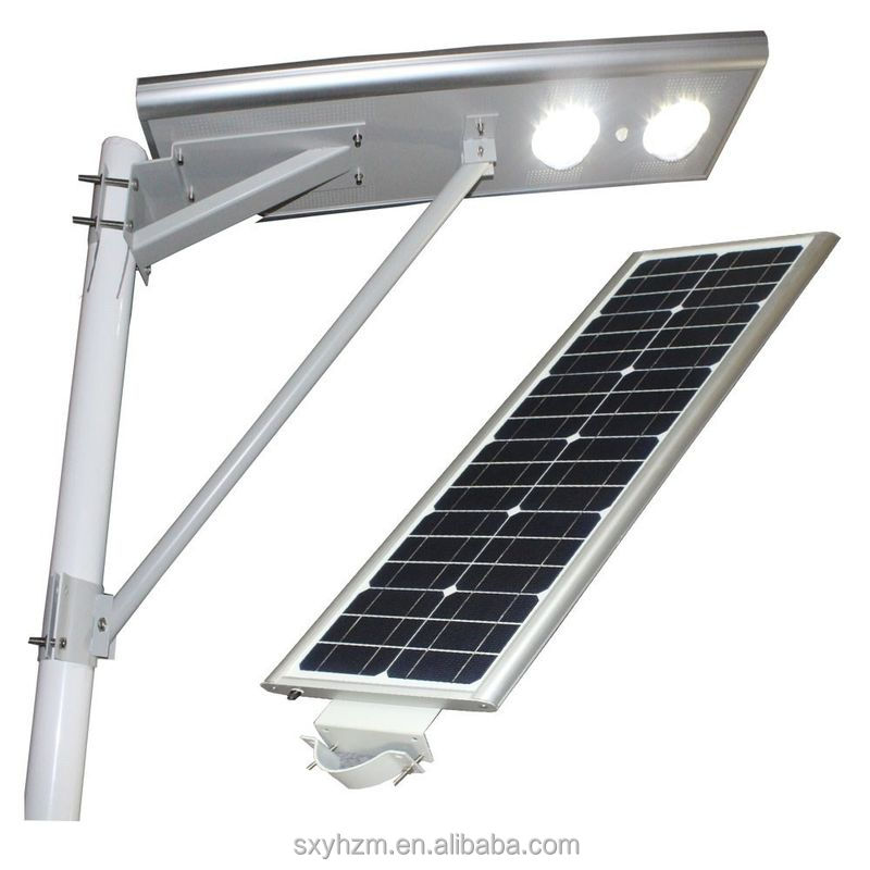 Hot sale green energy 12V solar lamps public illumination includebattery,solar panel for public street