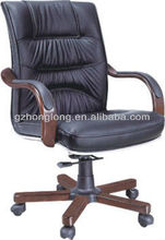 2012 modern and durable office leather chair