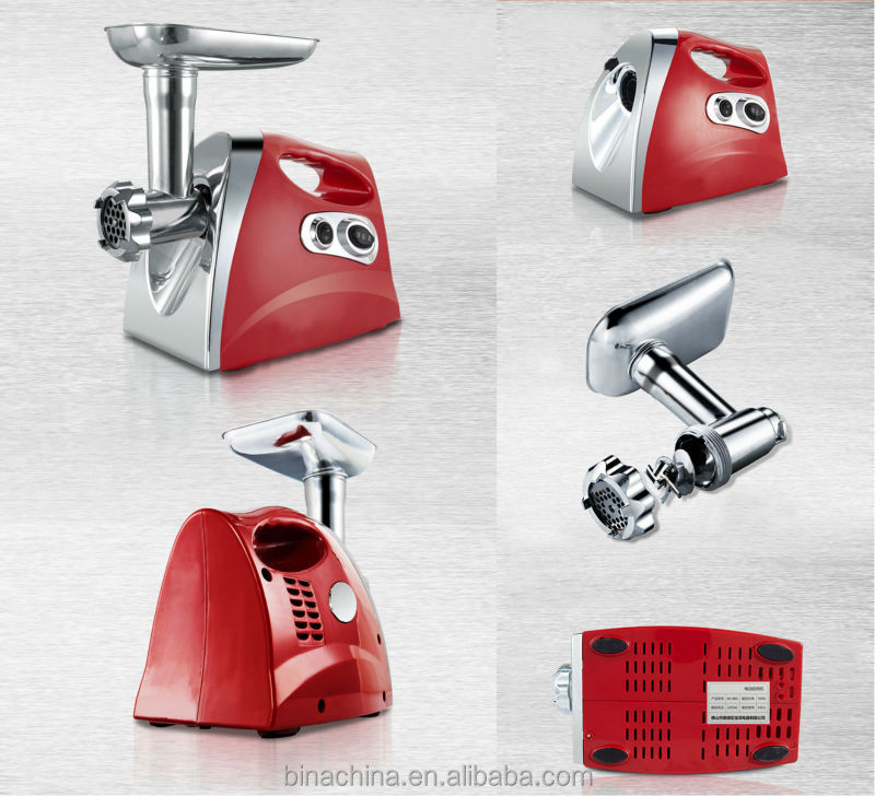 BN-S1003 Hot Sale 2015 Home Use Multipurpose Electric Meat Grinder