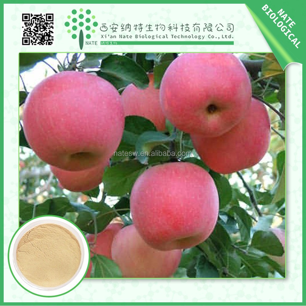 100% pure natural Apple Extract 80% Polyphenols