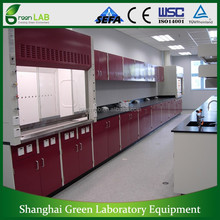 GREENLAB Laboratory Work Bench lab bench price,steel lab bench with storage cabinet,steel cabinet