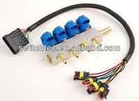 Switchtec CNG/LPG 4 Cylinder Injector Rail, 6 Cylinder Injector Rail