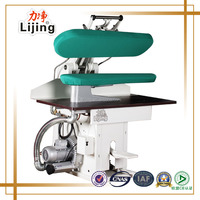 Electric industrial laundry iron press, steam press dry cleaning, automatic steam press machine steam iron