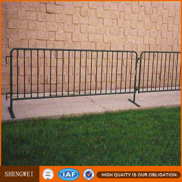 Galvanized road safety barrier galvanized road safety movable barrier