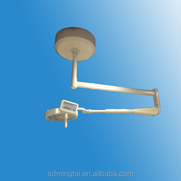 Ceiling led dental operating light with Long service life bulb