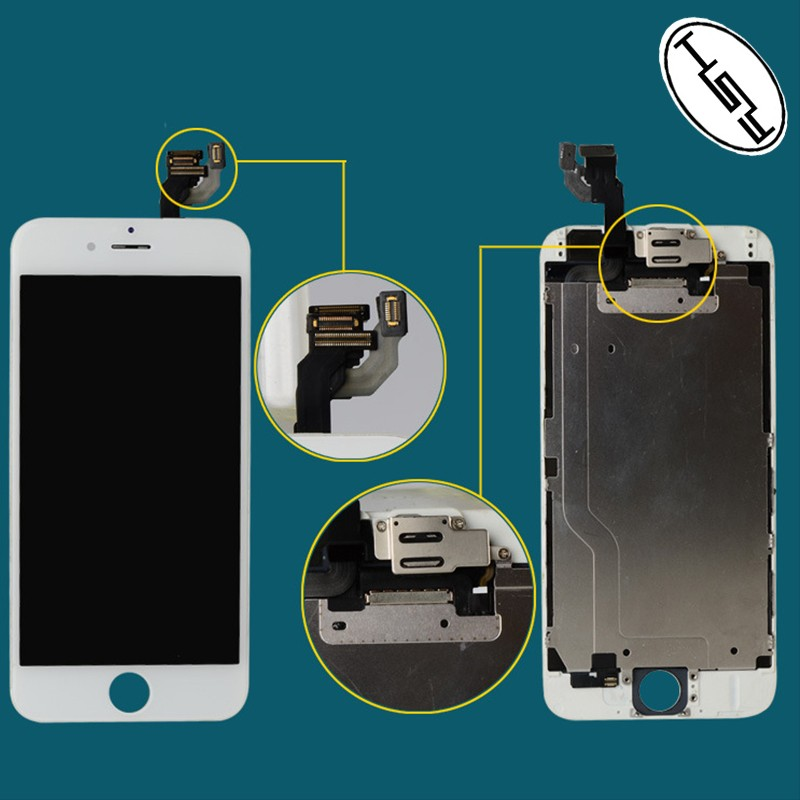 HUYSHE Cheap Price Original Lcd for iphone 6 lcd Assembly Screen Lcd Refurbish Service for iphone 6
