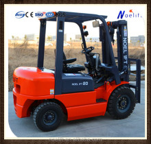 Powered Pallet Truck Type diesel forklift 3m lift height Isuzu engine 2.5/3ton reach forklift