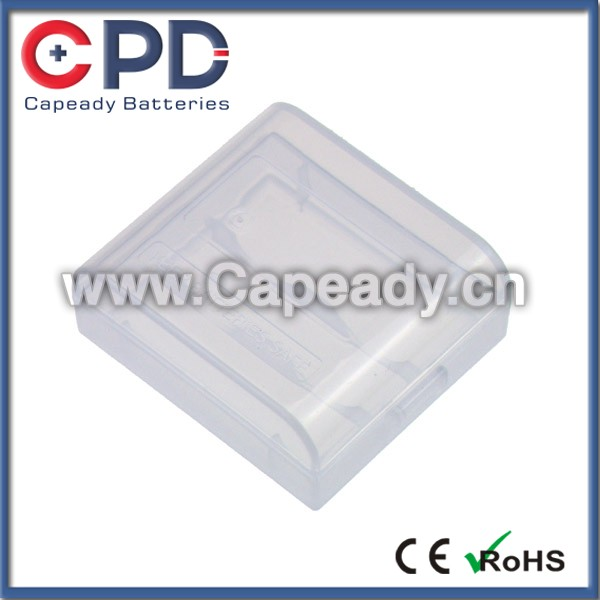OEM 18500 li-ion battery box 18500 Battery Case/Holder for 2 Cell Waterproof