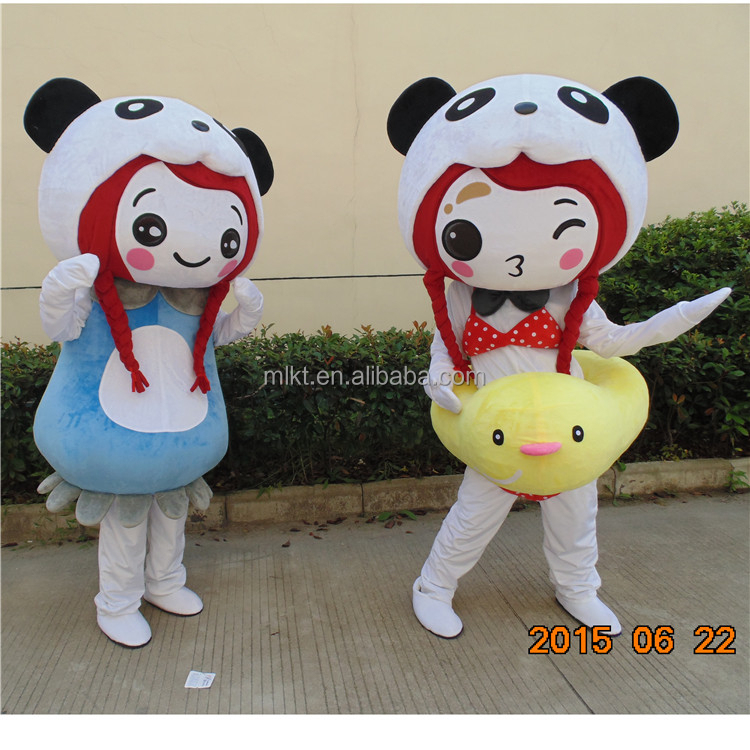 China OEM factory produced adult sofia the first mascot costume