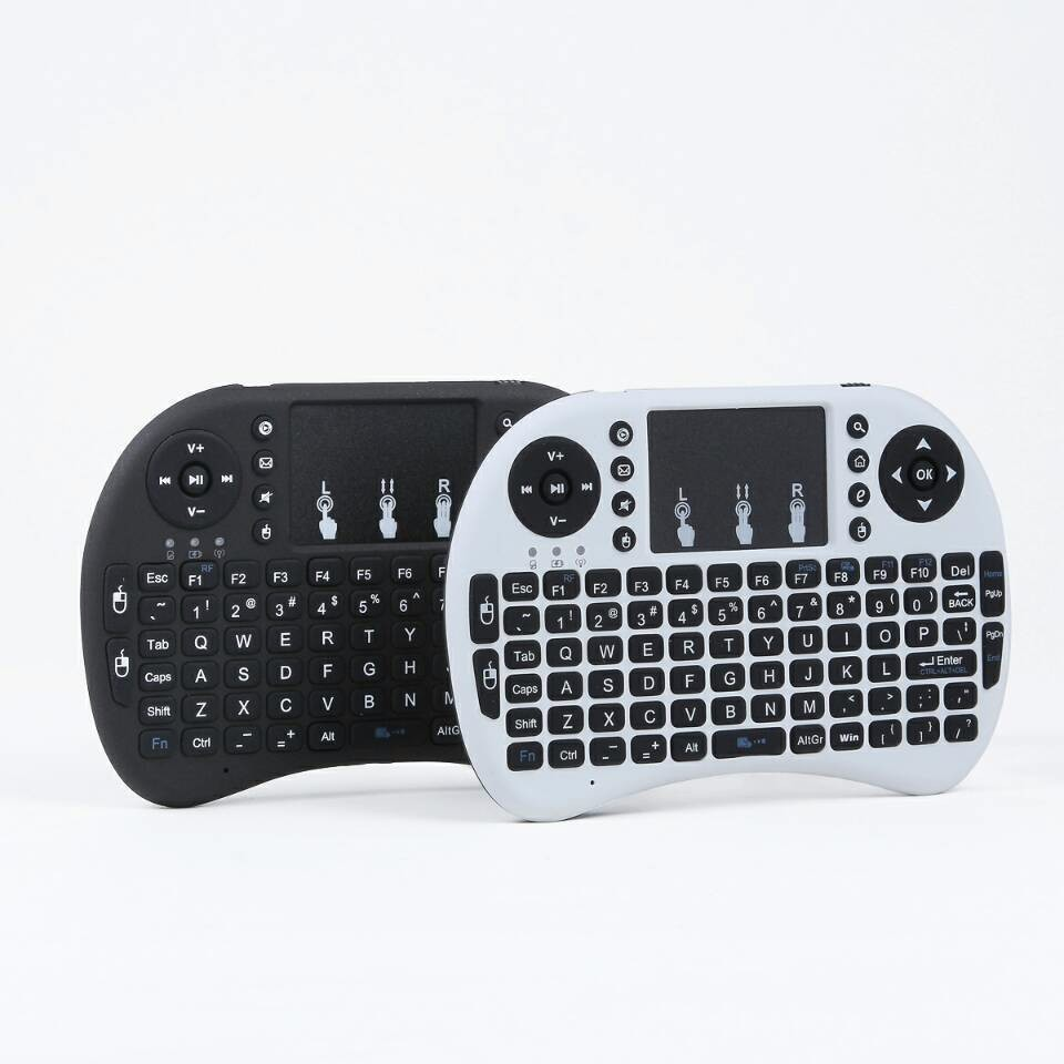 new mini 2.4G keyboard for PC Smart TV Android TV Box keyboard tray