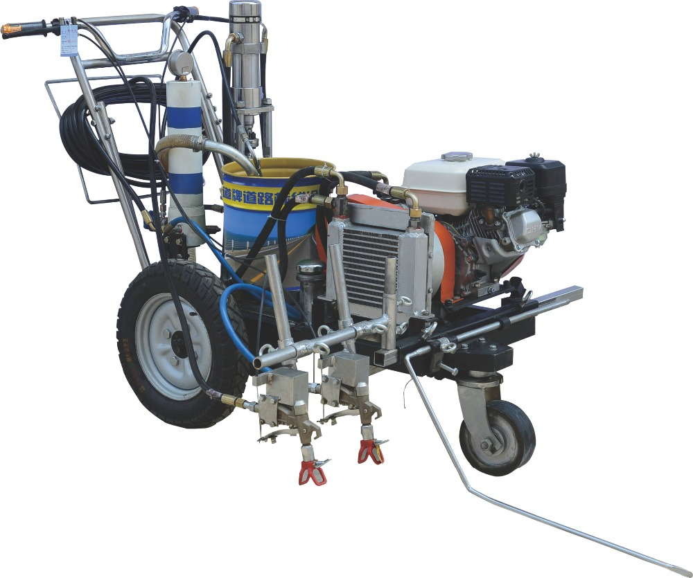 Best price road and street line painting equipment for cold paint for sale
