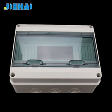 Surface Type Ip65 Plastic 12Way Waterproof Distribution Box