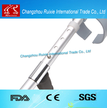 Energy Saving adjustable forearm elbow crutch of ISO9001 Standard