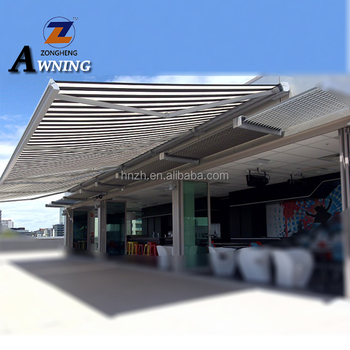Fast delivery porch awnings awning fabric aluminum manufacture
