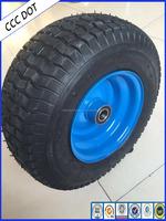 16x650-8 Dot approved golf cart &Lawn mower wheels&tires